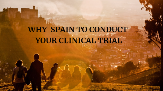 Why Spain to conduct your clinical trial