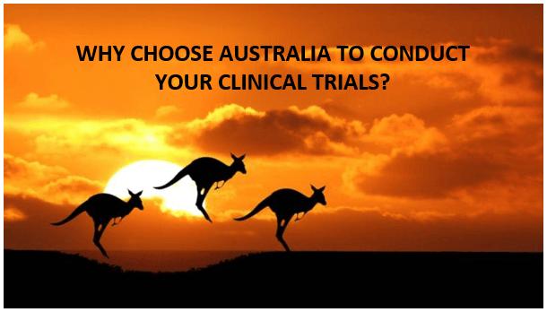 Clinical trials Australia